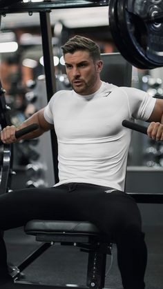 Ryan Terry in his best workout gear - Fitness Fitness Models, Fitness Gym, Planet Fitness Workout, Senior Fitness, Fitness Motivation, Fitness Model Workout, Mens Fitness Model, Lifting Motivation, Health Fitness
