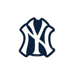 New York Yankees MLB Automotive Grille Logo on the GOGO