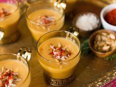 Sweet Potato-Pear Soup Recipe : Decorating : Home & Garden Television