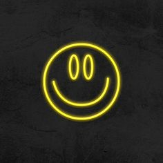 Smiley - LED Neon Sign Neon Led, Led Neon Signs, Hypebeast Brands, Tube Led, Led Technology, Smiley, Orange, Yellow, Template