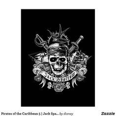 Pirates of the Caribbean 5 | Jack Sparrow Skull