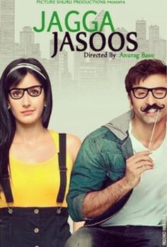Ranbir Kapoor Jagga Jasoos (2015) First Look Out Now