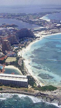 Development Zone, Cancun, Mexico,