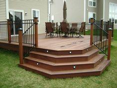 IPE deck - - - chicago - by Millennium Construction
