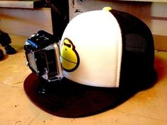 DIY Baseball Hat Mount: GoPro Tips and Tricks - YouTube