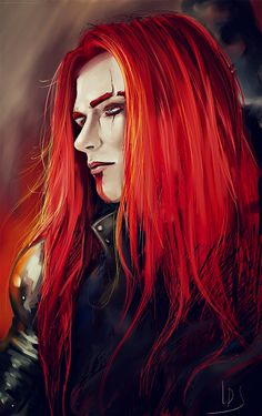 Ares by LoranDeSore on deviantART