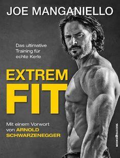#Extrem #Fit - Die #Men's #Health hält ihn für einen der #fittesten #Menschen unseres #Planeten. #Hollywoodstar #Joe #Manganiello mit seinem #Workout für die #Traumfigur.