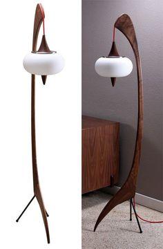 Zurn Design lamp
