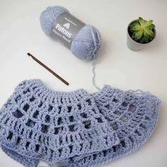 polus cardigan crochet pattern design polus cardigan materials needed Crochet Cardigan Pattern, Crochet Beanie, Easy Crochet Patterns, Crochet Hats, Crochet Winter, Love Crochet, Crochet Top, Foundation Single Crochet