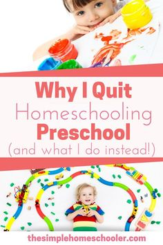 Are you considering homeschool preschool? I want to share with you what happened when I was using the homeschool preschool curriculum for my 3 year old and what happened when I boxed it up and quit. You& going to be surprised! Preschool Routine, 3 Year Old Preschool, Homeschool Preschool Curriculum, Preschool Special Education, Preschool At Home, Preschool Lessons, Preschool Kindergarten, Preschool Learning, Preschool Activities