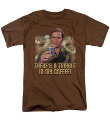Star Trek: Coffee Tribble T-Shirt