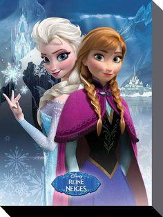 Disney - Frozen (Girls - French Language) - http://pyramidshop.com/do/item/WDC92546/Disney---Frozen-Girls---French-Language