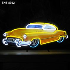 Neonfactory.eu. #Low #rider #hotrod #neon. Ent 8302. Fore more exciting new products please visit our website: www.Neonfactory.eu Neon Light Art, Neon Light Signs, Neon Signs, Pictures To Draw, Art Pictures, Purple Tumblr, Broadway Sign, Music Girl, Neon Colors