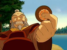 Your never going to believe this Prince Zuko, the lotus tile was in my sleeve the whole time!