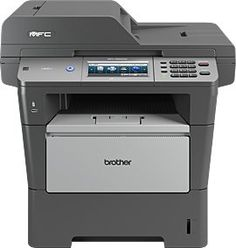 MULTIFUNCTION - MONOCHROME - LASER - PRINT, COPY, SCAN, FAX - UP TO 42PPM - 1200 (MFC-8950DW) -