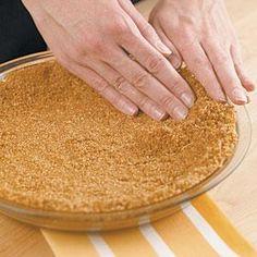 How to Make a Graham Cracker Crust | CookingLight.com