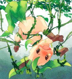 It's hentai for pokemon and I hate it Pokemon Eeveelutions, Pokemon Pokedex, Eevee Evolutions, Cute Pokemon Pictures, Pokemon Images, Pokemon Fan Art, Cool Pokemon, Grass Type Pokemon, Pokemon Painting