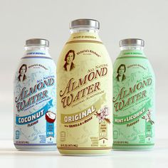 Unique Type-Inspired Packaging Designs