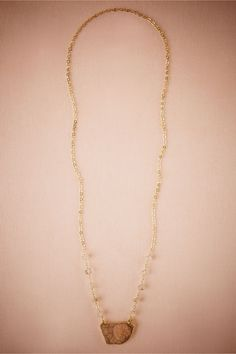 BHLDN Persica Necklace in  Sale at BHLDN