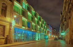 Wlodkowica street by Piotr Szuszkiewicz - #wroclaw #architecture #poland #cityscapes