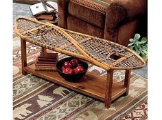Snowshoe Coffee Table - Item #CT03136
