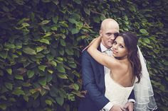 Wedding photography couple