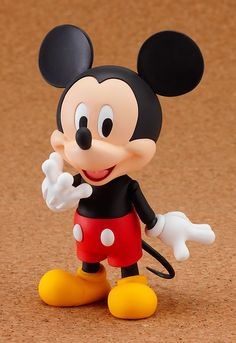 Mickey Mouse Nendoroid #100
