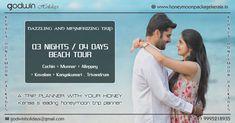 Get quote for best deals on Kerala honeymoon packages !! www.honeymoonpackagekerala.in | Call : 9995218935 #travel #tour #honeymoon #tourism