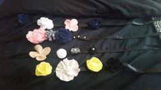 Handmade felt hairbands