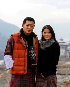 King Jigme Wangchuck and Her Majesty Queen Jetsun Pema of Bhuthan, announce the Royal Birth of His Royal Highness The Gyalsey on 5th February 2016.