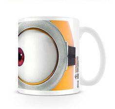 Despicable Me Tasse Minions-Brille. Hier bei www.closeup.de