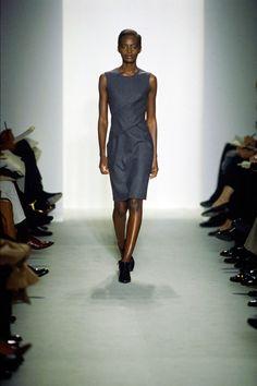 Calvin Klein Collection Fall 1997 Ready-to-Wear Fashion Show - Kiara Kabukuru