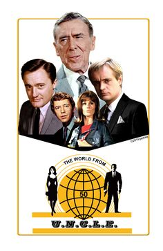The Man From Uncle Collage by Jackiejr 60s Tv Shows, Great Tv Shows, The Girl From Uncle, Ncis Tv Series, Napoleon Solo, Nostalgia, Ace Books, Martial Arts Movies, Comedy Movies