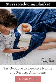 Get your Calming Blanket today and rediscover a good night's sleep! Our weighted blanket was designed to help with stress and troubled sleep. Order yours today and say goodbye to sleepless nights, cranky mornings, and fatigue-filled afternoons! snuggle blanket, snuggie, the comfy, the comfy blanket, the comfy com, thecomfy, couch blanket, thick blanket, ultimate blanket, fleece blanket, oversized fleece blanket, over sized blanket, super fleece, tv blanket Couch Blanket, Snuggle Blanket, Weighted Blanket, Comfy Blankets, Sleepless Nights, Working Moms, Muslim Fashion, Make Money From Home, Good Night Sleep