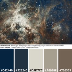Free Mood Boards: Magnificent Nebula Themed – aRtVerse Mood Boards, Design Projects, Your Design, Graphic Design, Free, Visual Communication