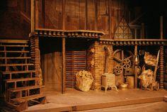"""Oliver!"" Center Stage Revolve Unit by Rick Romer, via Flickr"