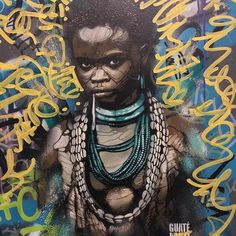 By @guate.mao #stencilart #streetartbcn #stencil #guatemao #streetartbarcelona #gotico