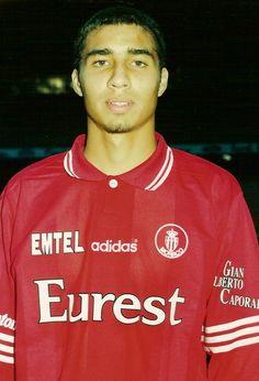 David Trezeguet, AS Monaco FC 93 apps, 52 goals) Football Soccer, Football Players, David Trezeguet, Thierry Henry, As Monaco, Apps, Passion, France, Goals