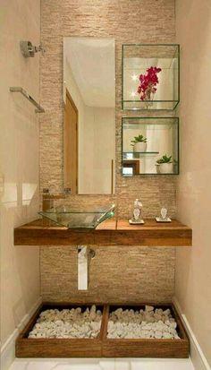 Banheiro area externa