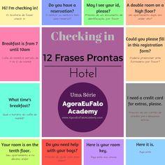 Como aprender Inglês sozinho? #frasesprontas que usamos ou escutamos quando…