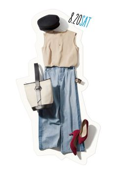 Classy Outfits, Chic Outfits, Spring Outfits, Fashion Outfits, Womens Fashion, Office Fashion, Work Fashion, Denim Fashion, Fashion Looks
