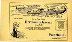 Hermann-Klaassen-Prenzlau-T-LYRA-FAHRRADER-Historische-Reklame-von-1913