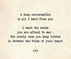 I truly do want your words. Whisper your dreams, fears, accomplishments and desires into my soul so that I can feel your energy. https://www.pinterest.com/RvnShieldMaiden/boo/