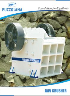 PUZZOLANA offers complete range of single toggle jaw crushers for all types of rock, ores & mineral crushing. These crushers are robust, heavy duty and need li… Portland Cement, Group