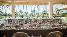 Beachfront villa wedding in Las Terrenas