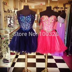 Find More Homecoming Dresses Information about 2014 New Fashion Above Knee Mini Sleeveless Sexy Sweetheart with Crystal Backless Ball Gown Homecoming Dresses,High Quality sweetheart dress,China fashion toronto Suppliers, Cheap fashion long leather gloves from Rose Wedding Dress Co., Ltd on Aliexpress.com