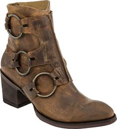 OG by Old Gringo Cocono women's boots.  Gorgeous all leather, hand rubbed look and metal hardware for a western twist.