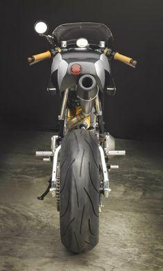 RocketGarage Cafe Racer: Racer 5 by Moto Studio