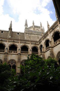 Monasterio San Juan de los Reyes, Toledo,Spain11_0261   Flickr - Photo Sharing!
