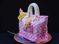 mini cakes | Food and Drink Cakelet Designs by Amy Eliert